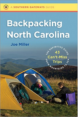 Backpacking North Carolina By Miller, Joe