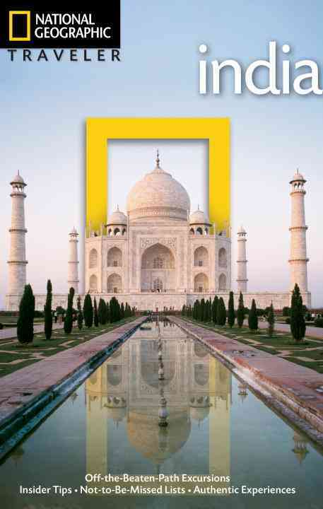 National Geographic Traveler India By Nicholson, Louise